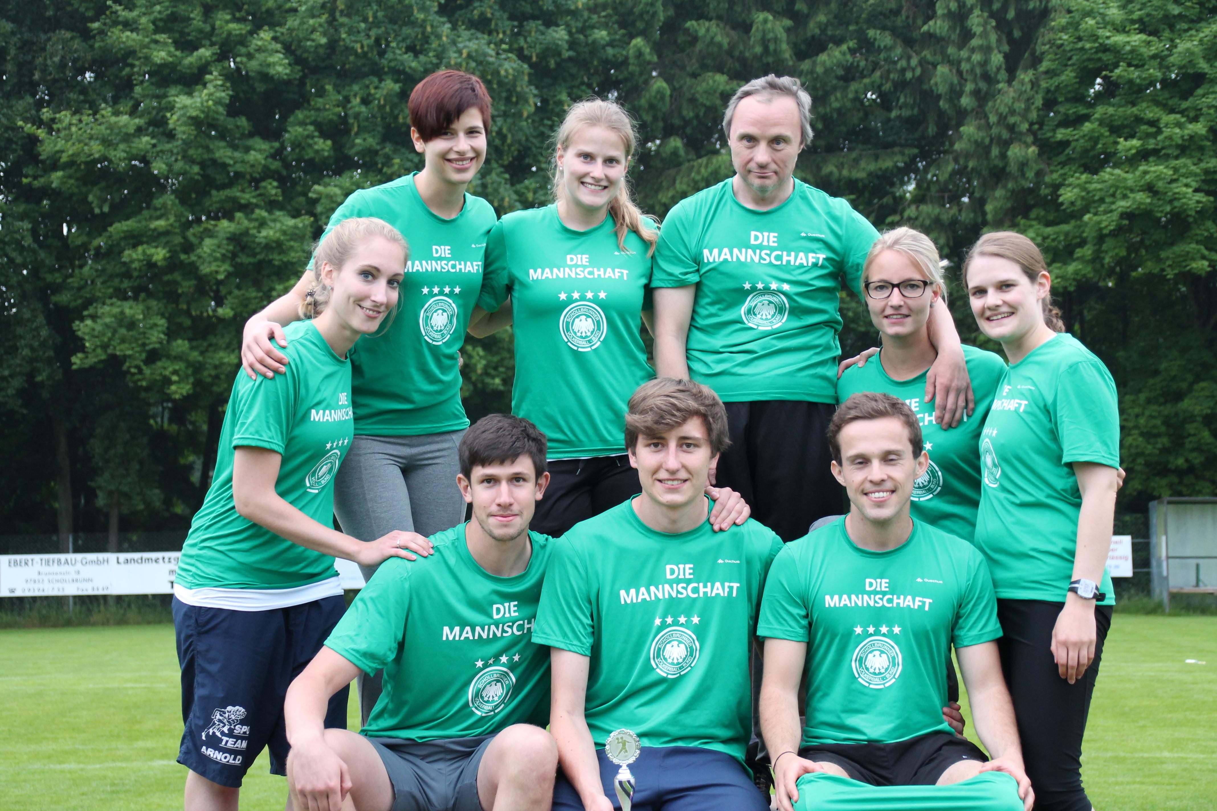 SCS Völkerball-Turnier 2016