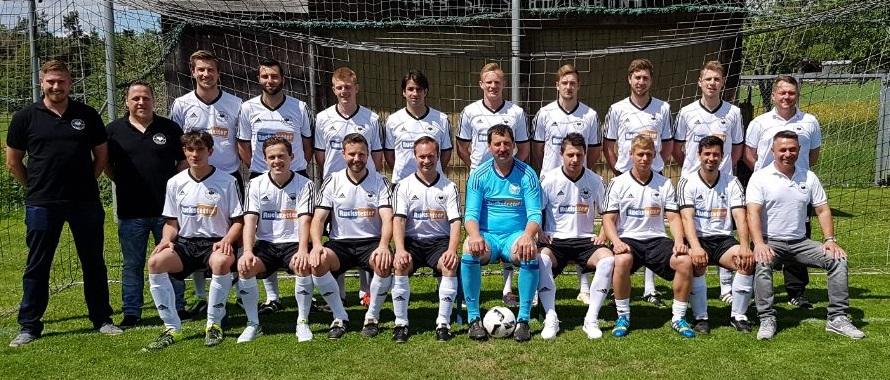 SCS-1.Mannschaft 2017-18